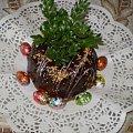 Babka ucierana -kakaowa z polewą czekoladową Przepisy do zdjęć zawartych w albumie można odszukać na forum GarKulinar . Tu jest link http://garkulinar.jun.pl/index.php Zapraszam. #ciasta #babki #Wielkanoc #Świeta #deser #gotowanie #pieczenie