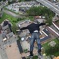 #bungee #skok #zakopane #lina #lot