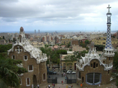 Barcelona (photo by Marion von Guretzky-Cornitz)