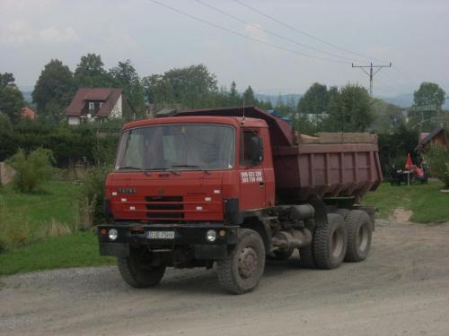 Tatra T815 #Tatra #T815 #wywrotka
