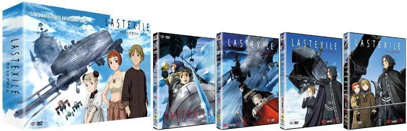 """""""Last Exile"""" edycja kolekcjonerska"""