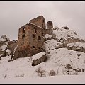 Ruiny zamku w Olsztynie k. Częstochowy. #ruiny #zamek #Olsztyn #Częstochowa