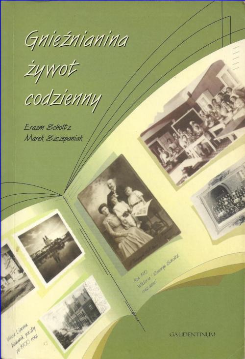 ksiązka o Gnieźnie 2002