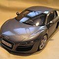 Audi R8 Kyosho 1:18 #Kyosho #Audi #unikat #rzadki #rarytas #modele #samochody