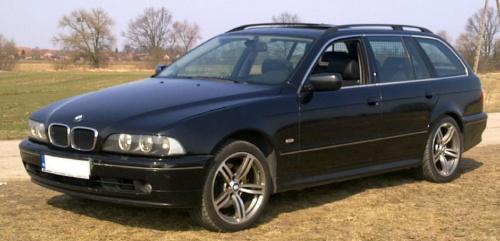 Bmw Klub Pl Zobacz Temat Spalanie Bmw E39 Benz Diesel