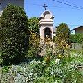 Głębokie , gmina Rymanów - stara kapliczka #BeskidNiski #kapliczka #Głębokie