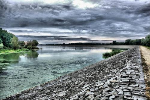 Jezioro Turawskie.