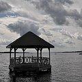 #widok #jezioro #woda #miedwie #altana