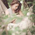 Ewelina #kobieta #dziewczyna #portret #las #hamak #nikon #passiv #airking #strobing