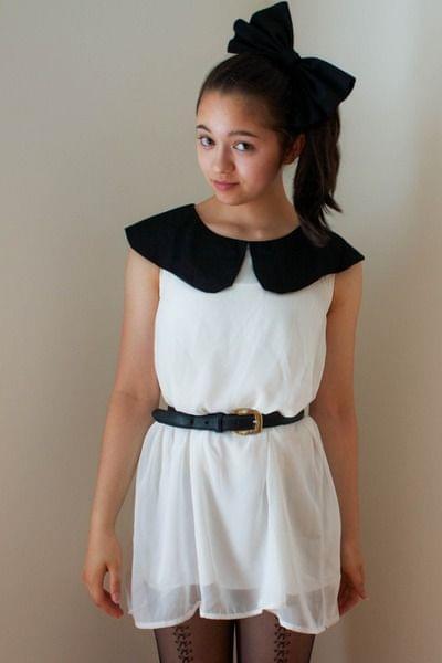 biel sukienki moda