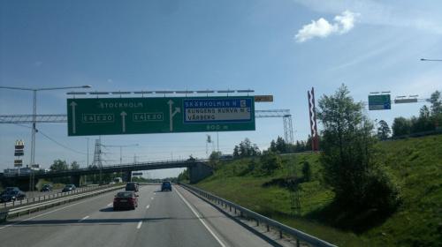 Przeczytane po drodze #znak #tablica #kierunek #autostrada