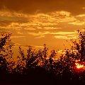 #chmury #slonce #zachody