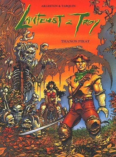 Lanfeust z Troy - 2 - Thanos Pirat