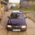 """Moja """"Rasta Fiesta"""" #Fiesta #Ford #MK3 #Rasta"""