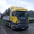 #scania #wywrotka #transport #r420