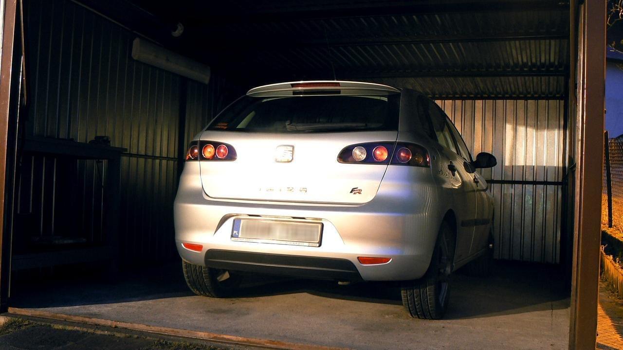 My cars: SEAT IBIZA SPORT FR