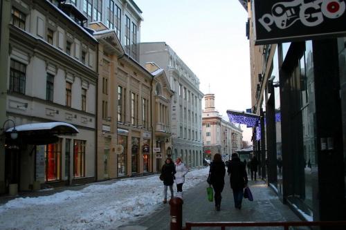 Ulica Wilenska #Wilno