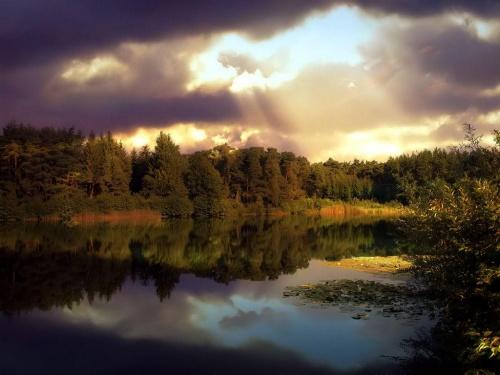 Jezioro 3 #Natura #Jezioro
