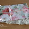 album, okładka, papier, róże, vintage #album #okładka #papier #róże #vintage