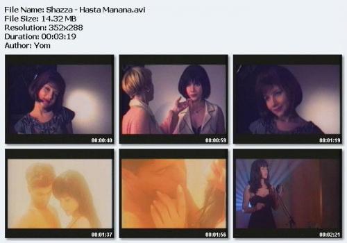 Shazza - Hasta Manana (1997)
