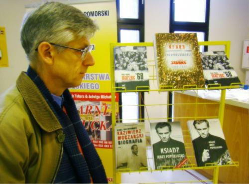 Wystawa upamiętniająca dramatyczne wydarzenia z 19.marca 1981 r. mające miejsce w Bydgoszczy #marzec