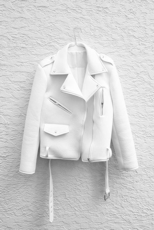 Inspiracje biało-czarne, moda, blog modowy, odzież