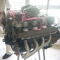 Tatra V8 od głowicy B #benzyna #Silnik #SilnikBenzynowy #Tatra #ChłodzeniePowietrzem